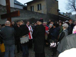 Droga krzyżowa ulicami Brodnicy